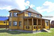 Машково. Новый качественно построенный дом из бруса со всеми коммуника - Фото 2