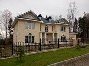 Дом в коттеджном поселке по Новорижскому шоссе 65 км - Фото 1