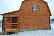 Дом ПМЖ 80 кв м на участке 7.5 соток село Никитское без отопления - Фото 4