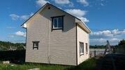 Новый блочный дом на 6 сот. земли в дер. Тимашово ул. Полевая - Фото 2