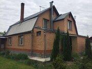 Продам дом 140 кв.м. в д. Лямцино, Домодедовский район - Фото 1