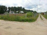 Участок 9 соток в дер.Старая Слобода Щелковского района - Фото 5