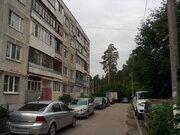 Продается двухкомнатная квартира 53.4 кв.м. в п. Малаховка - Фото 1
