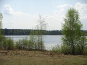 Участок у сан. Озеро Белое, Мещеры, 30 Га, Шатурский р-н - Фото 1