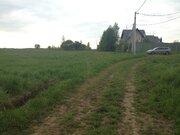 Продам участок 17 соток в деревне Алфёрово Чеховского района - Фото 1