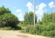 Участок на берегу р. Волга, с лесным массивом, д. Коровино. - Фото 5
