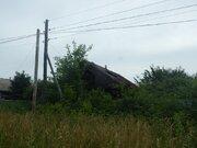 Участок 9 сот с ветхим домом район Пушкариха - Фото 1