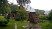 Продается дача в лесу рядом с большим озером, Ступинский район - Фото 2