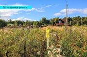 Земельный участок 15 соток ИЖС в д. Рогачево, Боровского р-на - Фото 3