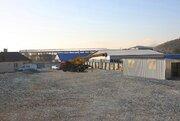 Промбаза на земельном участке 30 соток в с Гайдук (Новороссийск).