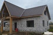 Продам дом 90м.кв, на 12.5сотках, Серпуховский р-н, п. Большевик, - Фото 2