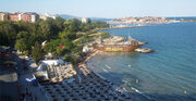 Квартира с видом на море на первой линии в Несебре, Болгария - Фото 4