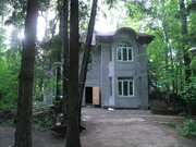Дом в Абрамцево на лесном участке 24 сотки - Фото 1