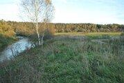 30,1 га окруженные р.Истра и лесом в 30 км по Новорижскому ш. - Фото 1