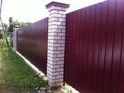 Участок с фундаментом, баней, газом в г. Конаково. - Фото 1