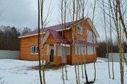 Уютный дом на лесном участке, д.Сатино, 85км от МКАД. - Фото 2