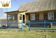 Крепкий жилой дом 10,1x 8м, на берегу Чудского озера - Фото 1
