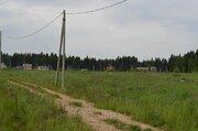 Участок 25 соток рядом с рекой в д. Решники - Фото 1