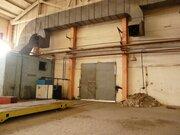 Производственное помещение 3300 кв.м С мостовыми кранами 10 Тонн! - Фото 5