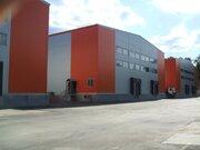 Сдается ! Современный складской комплекс Класс А. - Фото 2