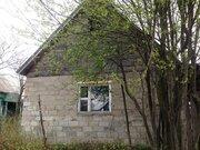 Дом блочный д Самойлиха 52м свет вода газ 15сот ИЖС рядом Белое озеро