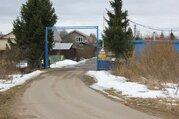 Продается участок 10 соток с видом на Николо –Пешношский монастырь - Фото 2