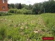 Земельный участок 6 соток ИЖС в деревне Вертлино - Фото 1