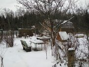 Участок в сказочном месте, в городе. СНТ Лесной, Климовск, Подольск. - Фото 5