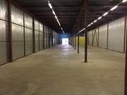 Аренда холодного, складского помещения в пос. Шушары, 1296м2, 1эт