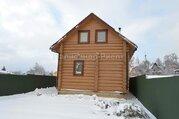 Куплю дом Пафнутьево-Боровский монастырь. Жилой дом из бревна на участ - Фото 4
