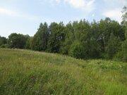 Продаётся участок в Калужской обл. рядом с г. Таруса. в д. Сутормино - Фото 2