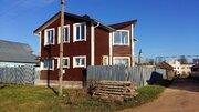 Новый дом-коттедж с г/о в пос. Лежнево Ивановской области - Фото 2