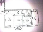 Продаю трехкомнатную квартиру в сталинском доме - Фото 1