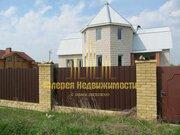 Дом на участке 16 соток ПМЖ на берегу озера в Жуковском р, д.Ступинка. - Фото 1