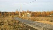 Участок с подрядом в коттеджном поселке Вернисаж у деревни Матренино - Фото 2