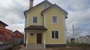 Продаётся коттедж 140 кв.м на участке 6 соток д. Меленки - Фото 1