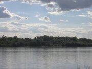 Земельный участок на берегу реки Ока д. Лужки, Симферопольское шоссе - Фото 4