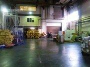 Предлагается в Собурово теплый склад 570 м2 с высотой потолка 12 м, ан - Фото 3