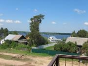 Коттедж на берегу р. Волга, в сосновом бору, г. Конаково. - Фото 2