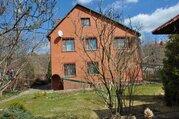 Продажа прекрасного дома 200 кв.м на уч-ке 6.5 сот, Москва, д.Пенино. - Фото 1