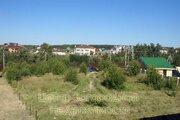 Участок, Киевское ш, 25 км от МКАД, Птичное, коттеджный поселок. .