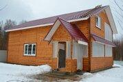 Уютный дом на лесном участке, д.Сатино, 85км от МКАД. - Фото 1