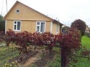 Дом на 2-ой линии от Московского моря в д. Обухово - Фото 1