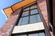 Кирпичный дом под ключ по индивидуальному проекту в поселке Гайд Парк