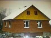 Земельный участок 8 соток и кирпичный дом 8*8 - Фото 1