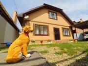Новый кирпичный дом с отличной отделкой в Горячем Ключе - Фото 1