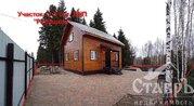 Волховский район, п.Иссад, 11.5 сот. ДНП + дом 96 кв.м.