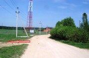 Участок земли промышленности 40 км от МКАД на бетонке по Дмитровскому - Фото 1
