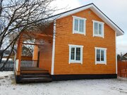 Новый дом 140 кв.м в д.Андреевское, 2 км от Истры - Фото 1