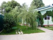 Деревня Песье, Новая Москва. Коттедж из клеенного бруса. - Фото 1